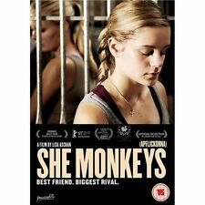 She Monkeys  DVD