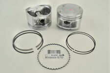 Engine Piston Kit-Eng Code: H23A1 ITM RY6669-040 fits 92-93 Honda Prelude