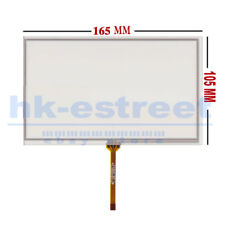 "7"" inch 4 wire resistive Touch Screen Digitizer For AT070TN83 LCD panel"