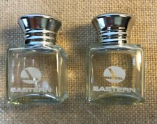 Easten Airlines Salt and Pepper Shakers Small Square