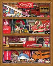 Springbok Coca-Cola A Collection 500 Piece Jigsaw Puzzle