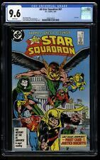 All-Star Squadron #67 CGC NM+ 9.6 White Pages Final Issue!