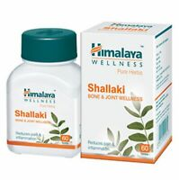 5 Tubs Himalaya Herbal Shallaki  Tablet 300 Tablets herbals