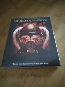 Scream Factory My Bloody Valentine Blu-ray Collector's Edition with Slipcover