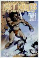 LOST WORLDS OF FANTASY & Sci-Fi #2, NM+, Mike Hoffman, more Indies in store