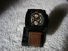JEEP Men's Watch, JP5020, CHRONO, CINTURINO IN PELLE