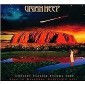 URIAH HEEP OFFICIAL BOOTLEG VOLUME 4 2 CD DIGIPAK LIVE IN BRISBANE SEALED NEW