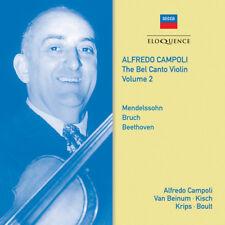 Alfredo Campoli: The Bel Canto Violin - Volume 2 [New CD] Australia - Import