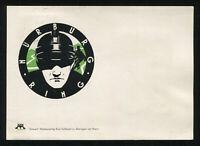 1939 Germany 3rd Reich Postcard Hitler German Motorsports GP Race Track Nurburg