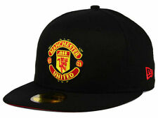 Official Manchester United English Premier League New Era 59FIFTY Fitted Hat