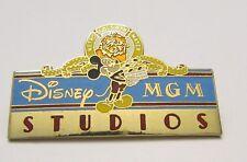 Disney WDW Original Disney MGM Studios Logo Pin
