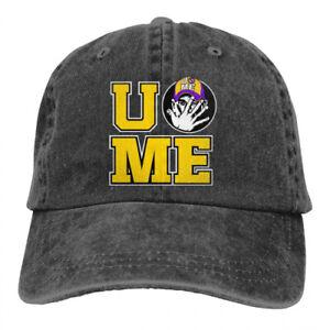 John Cena You Cant See Me Logo Unisex Cotton Baseball Cap Cowboys Adjustable Hat
