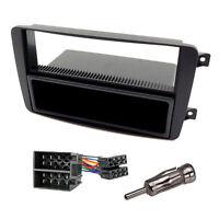 FP-23-01 Car Stereo Radio Facia Fascia Fitting & Wiring Aerial Kit for Mercedes