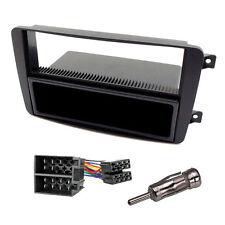 Fp-23-01 Radio Stereo Auto Cruscotto Fascia RACCORDO & Cablaggio Antenna Kit Per Mercedes