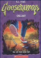 GOOSEBUMPS Chillogy DVD