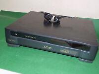 MITSUBISHI VCR VHS VIDEO CASSETTE RECORDER Vintage Front Loader 80s FAULTY