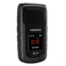 Samsung Rugby II SGH-A847 AT&T Unlocked 70MB GPS Mobile Phone Black