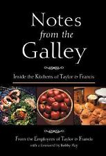 Notes from the Galley: Inside the Kitchens of Taylor & Francis