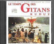 CD ALBUM BOF/OST 10 TITRES--LE TEMPS DES GITANS--GORAN BREGOVIC