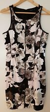 TOKITO women's Summer floral Dress. Size 8