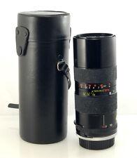 Tamron 85-210mm F4.5 MACRO BBAR MC Zoom Lens, Contax / Yashica mount