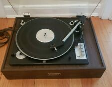 New listing Vintage Benjamin Miracord Elac 50H Auto Turntable Record Player 4 speed Hi Track