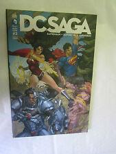 DC SAGA Hors Série Numéro 2 d'Août 2013 (Superboy,Superman,Supergirl) / DC