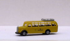 PRALINE MERCEDES BENZ 0-3500 BUS DEUTSCHE BUNDESPOST 1:87 SCALE UNBOXED