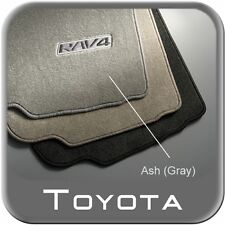 "Genuine (2006-2011) Toyota RAV4 ""Ash"" Colored Carpet Floor Mats (PT208-42051-31)"