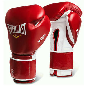 Everlast MX Training Hook and Loop Boxing Gloves