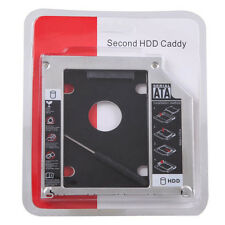 12.7MM Universal SATA 1 2 3 HDD SSD Hard Disk Drive Caddy for CD-ROM Optical Bay