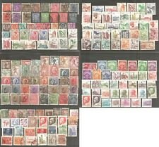 Yugoslavia - Different stamps, used
