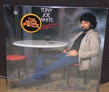 Tony Joe White Dangerous NEW SEALED vinyl LP record cut out