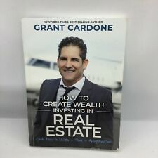 How to Create Wealth Investing in Real Estate by Grant Cardone (PAPERBACK)