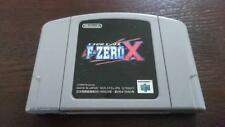 Nintendo 64 F-Zero X N64 Japan ver