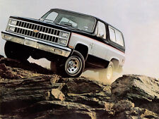 1980 Chevrolet Blazer K-5, Refrigerator Magnet
