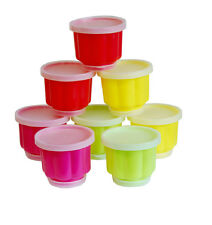 Tala Jelly Moulds Set Of 8 With Removable Lid & Base 150ml Approx