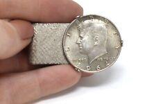 Vintage C1964 JFK American Dollar Coin Money Clip # 22669