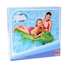 Schwimmtier Krokodil Best Way Aufblasspielzeug 168 x 79 cm Neu & OVP Aufblastiere