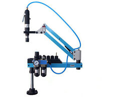 M3-M12 Universal Flexible Arm Pneumatic Air Tapping Machine 360° Angle 1000mm