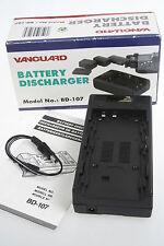 Vanguard BD-107, Refresher NEU!