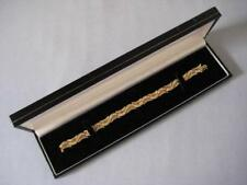 Yellow Gold 14 Carat Fine Diamond Bangles