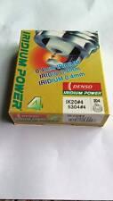 4 PCS DENSO IRIDIUM POWER IK20 Spark Plugs Part# 5304