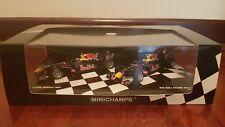 Red Bull Racing Renault RB6 S.Vettel / M.Webber Minichamps 1 43