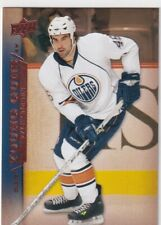 07/08 UD SERIES 2 ZACH STORTINI YOUNG GUNS RC SP ROOKIE #472