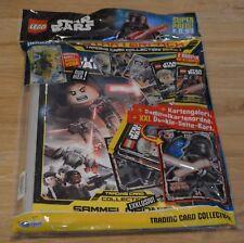 Lego® Star Wars™ Serie 1 Trading Card Game Starterpack Sammelmappe Starter Set