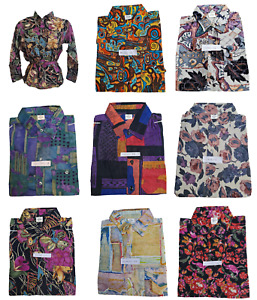 Girls Shirt Long Sleeve Floral T-Shirt Kids School Party Tops Age 10-16 Size UK