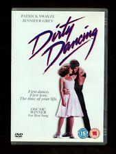 Dirty Dancing (DVD, 1987, Widescreen) romance love Oscar winner Language english