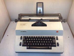 Olympia Electric 45 Typewriter