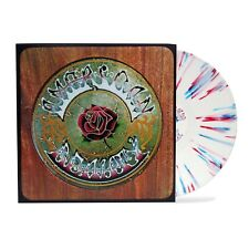 Grateful Dead American Beauty 50th Anniversary Lp Splatter Ltd Vinyl /4000 Oop